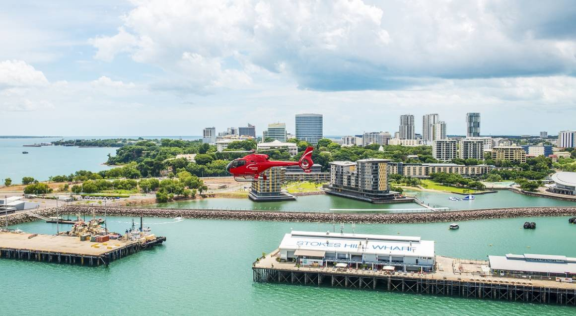 Scenic Darwin Helicopter Flight - 30 Minutes