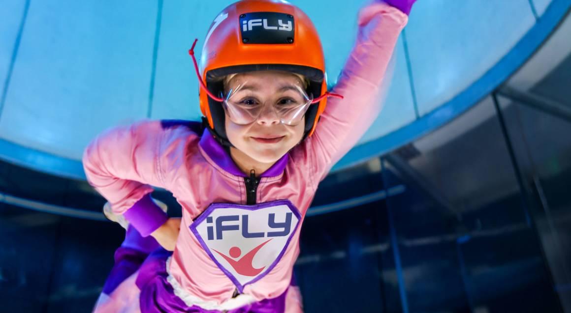 Intro to Indoor Skydiving - 2 Flights - Midweek - Gold Coast