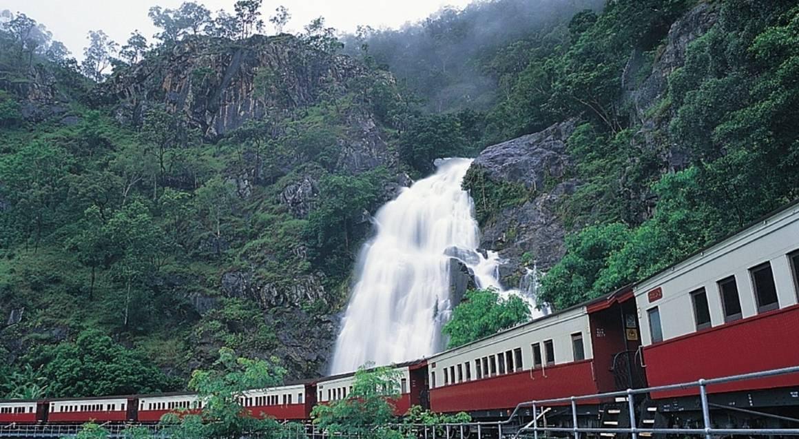 Kuranda, Sky and Scenic Rail Rainforest Adventure - Cairns