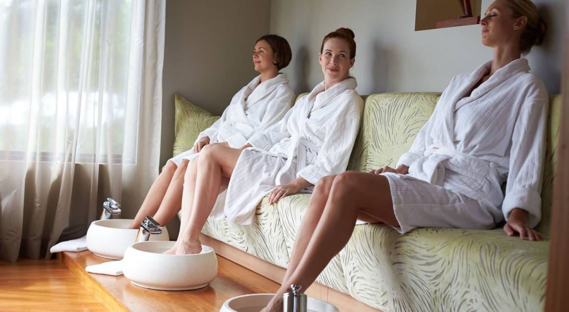 Indulgent Day Spa Experience with Lunch - 5 Hours