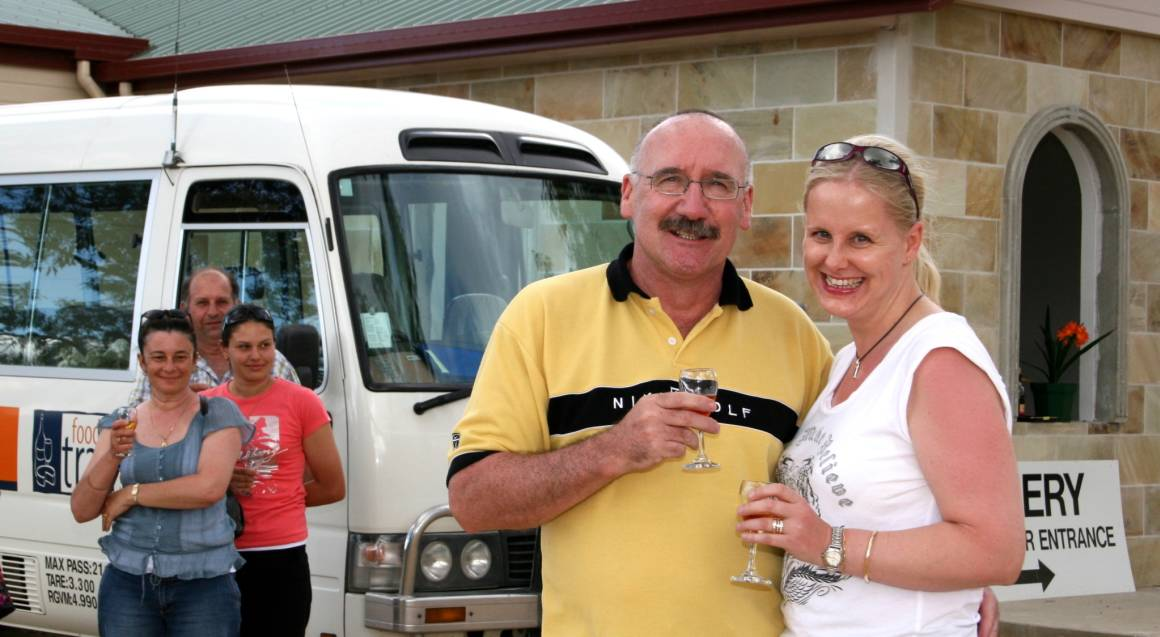 Food, Wine and Rainforest Tour with Lunch