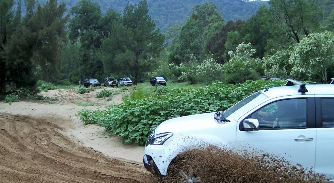 Off-Road 4WD Training with Lunch