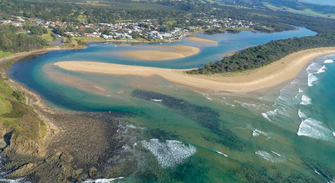 Wollongong Seacliff Bridge Heli Flight - 45 Minutes - For 2