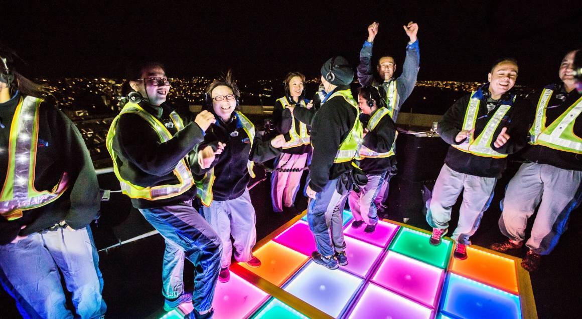 Vivid BridgeClimb - Dance Floor in the Sky - Weekend