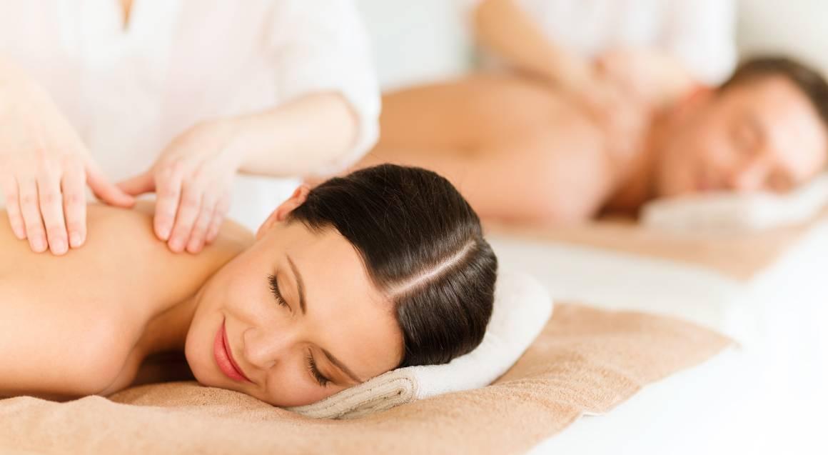 60 Minute Couples Swedish Massage