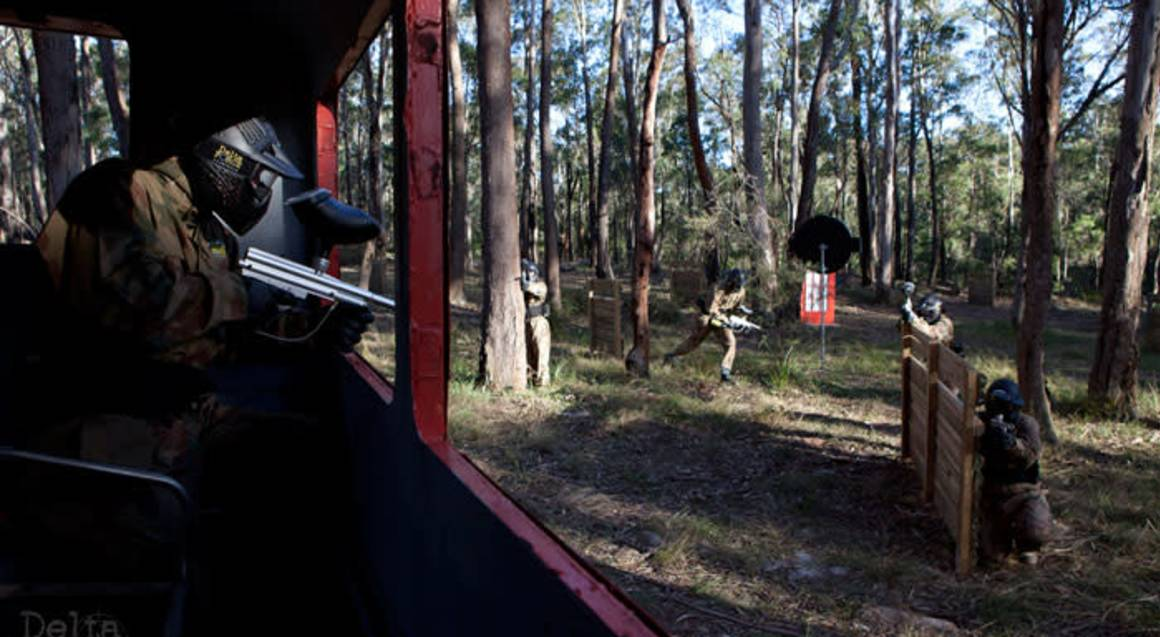 Paintball Experience - 500 Paintballs - Petrie, QLD- For 2