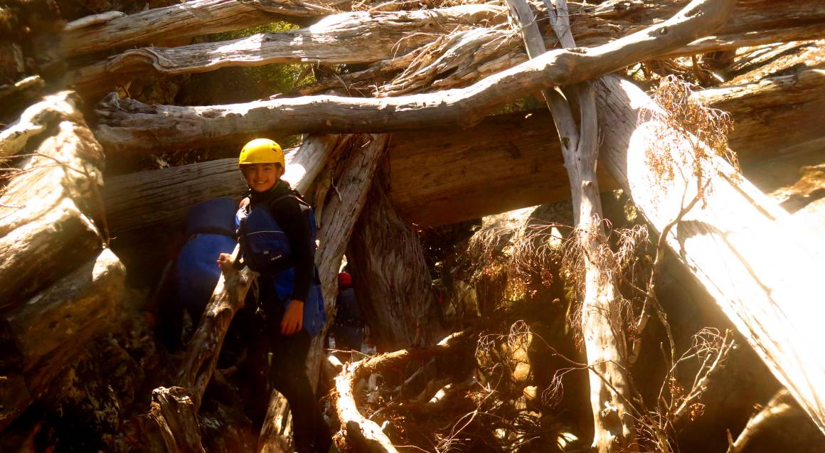 Cradle Mountain Canyoning Experience - Half Day