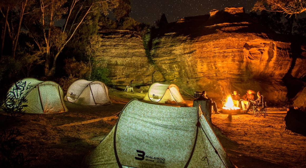 Beginners Photography Course with Camping and Meals