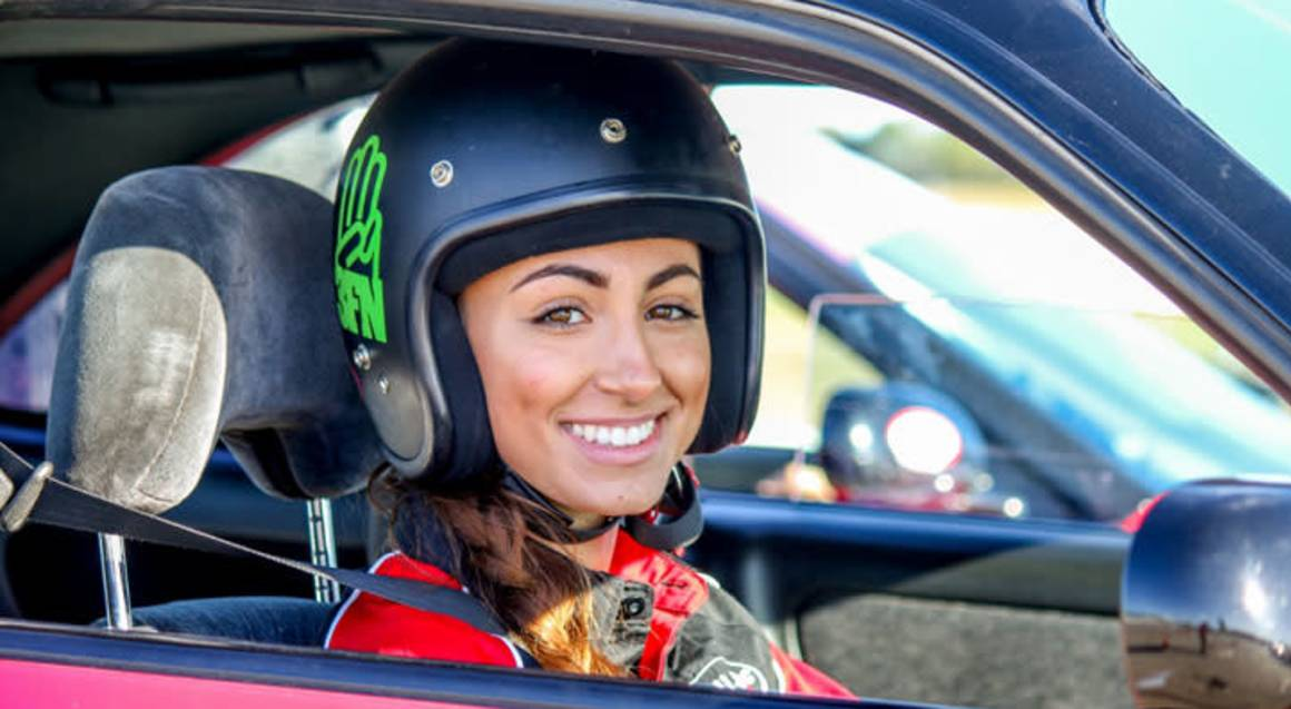 Drift Car Thrill Ride - 2 Laps - 17% OFF