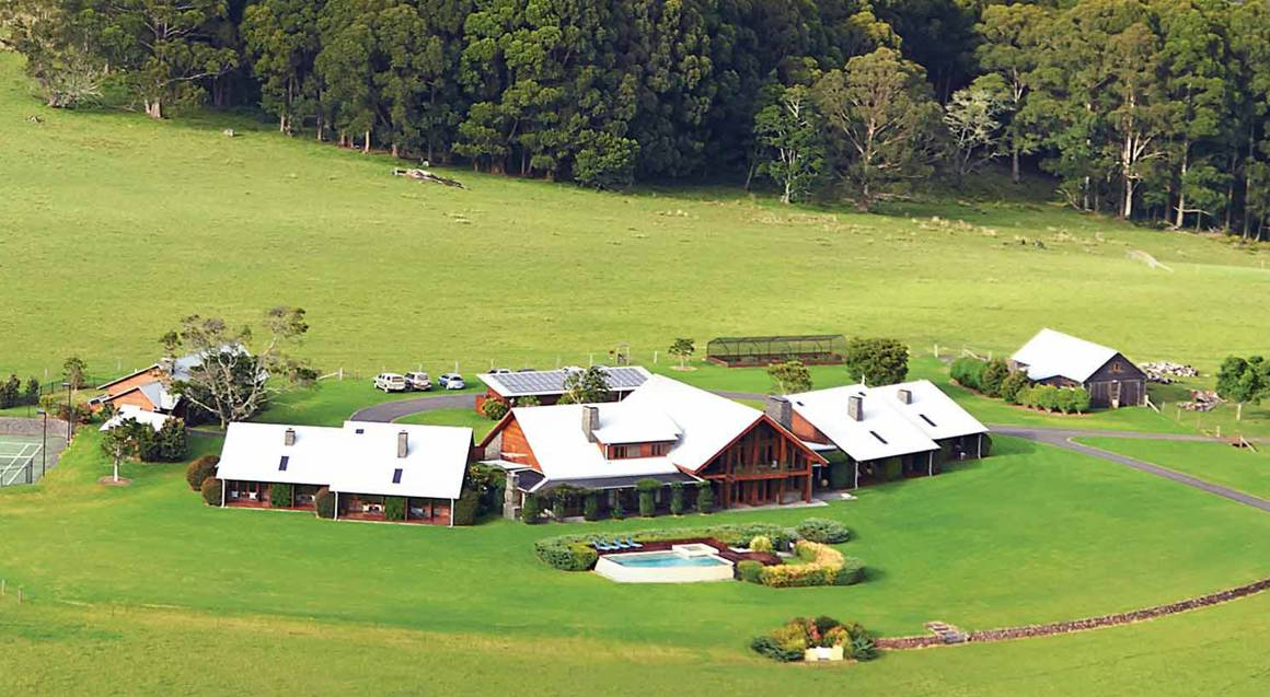 Helicopter Tour from Brisbane to Spicers Peak Lodge - For 2