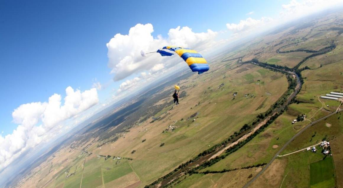 Skydive The Hunter Valley - 15,000ft - Weekends