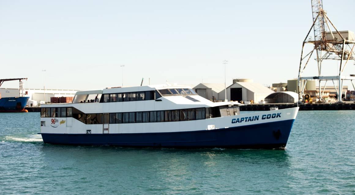 Fremantle Explorer Cruise - Adult