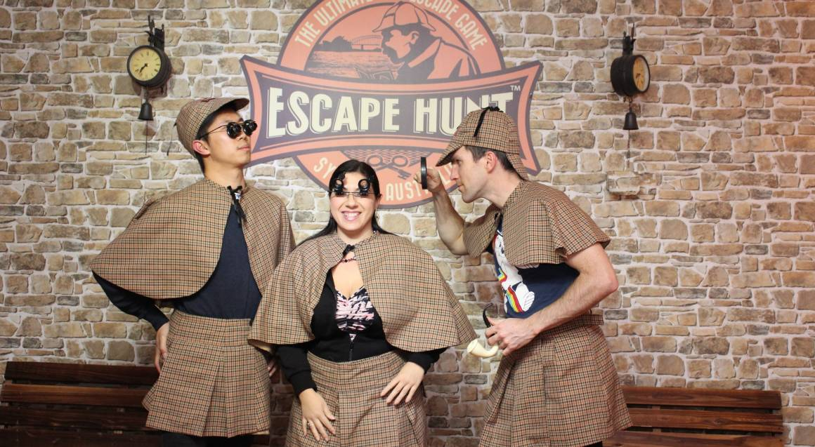 Escape Room Experience - For 5