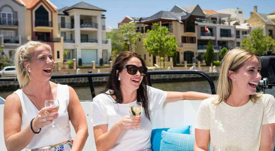 Perth Wine Cruise with Tastings and Winery Lunch - Adult