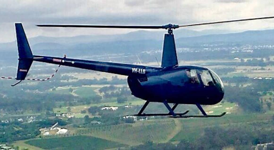 Hunter Valley Scenic Heli Flight and Lunch - For 2