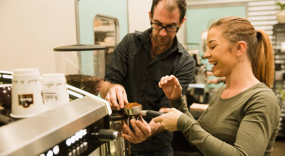 Barista Training Course with Certificate - Half Day