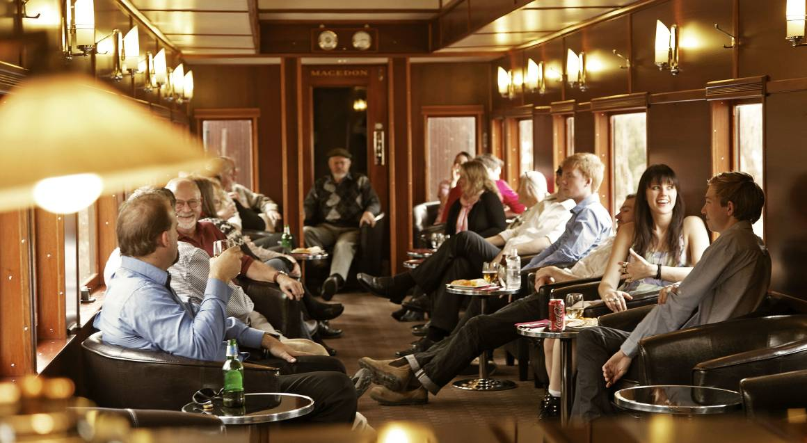Steam Train Experience - For 2