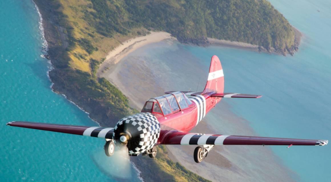 Advanced Aerobatic Flight Adventure - 15 Minutes