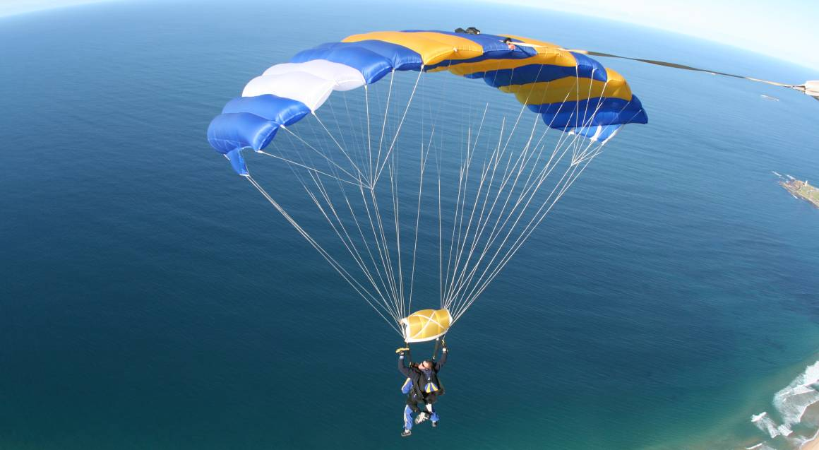 Proposal Package: Skydive Over The Beach - Rockingham
