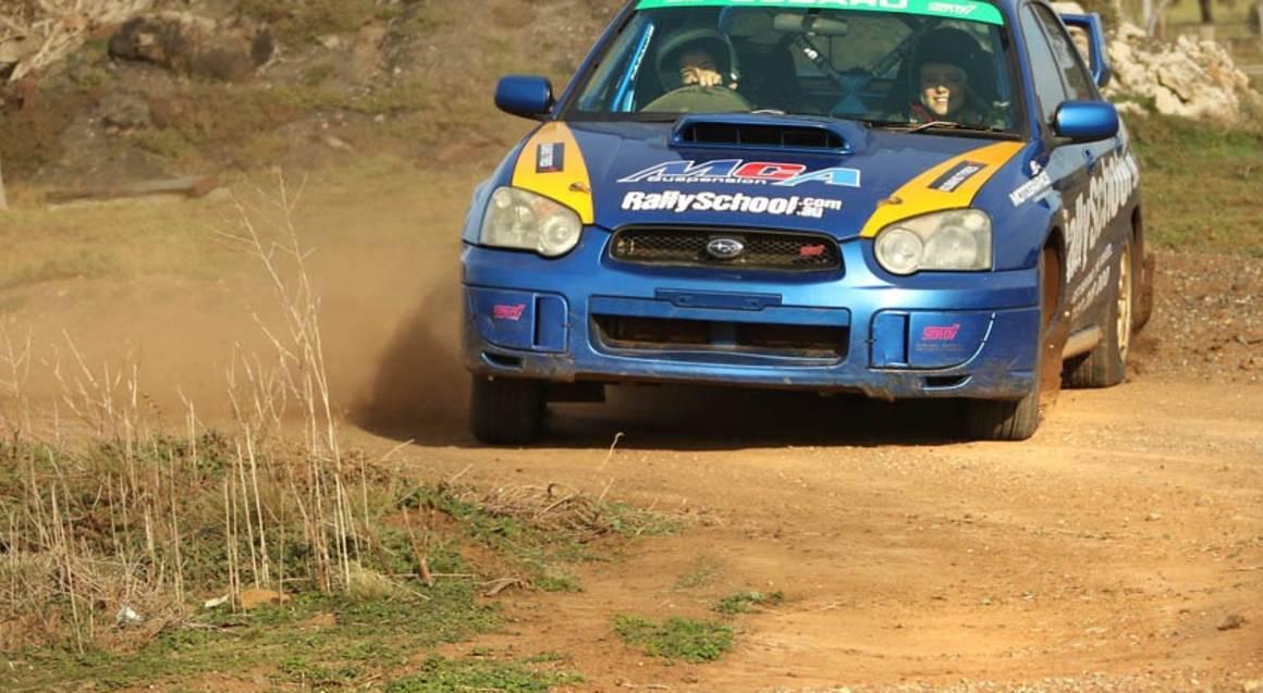 Turbo Rally Drive - 6 Laps - Adelaide