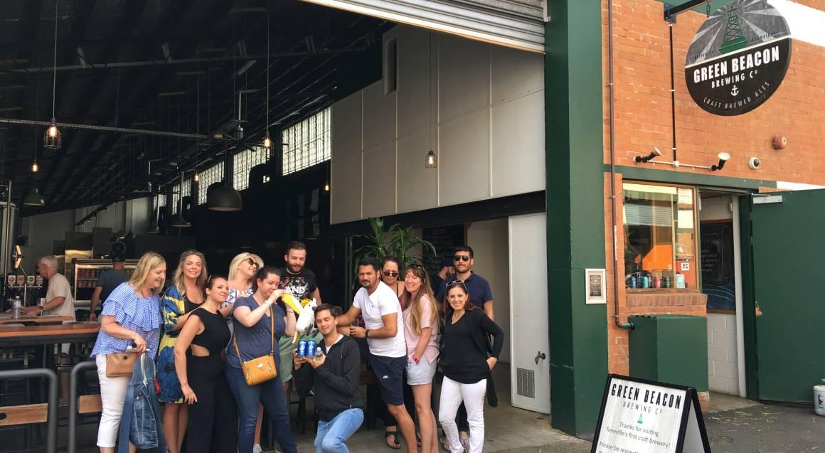 Best of Brisbane Brewery Tour