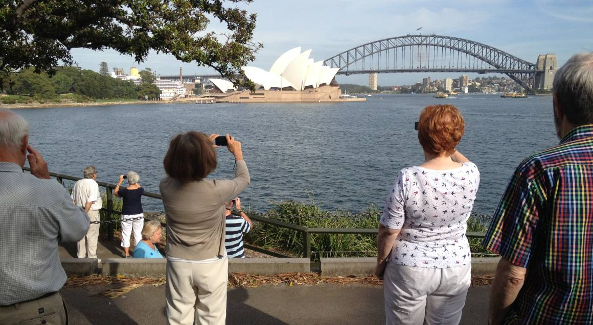 Story of Sydney - Half Day Tour