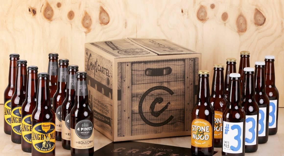 Australian Craft Beer Box