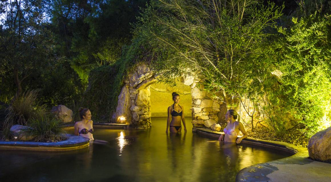Hot Springs Wine, Dine and Rejuvenate - For 2