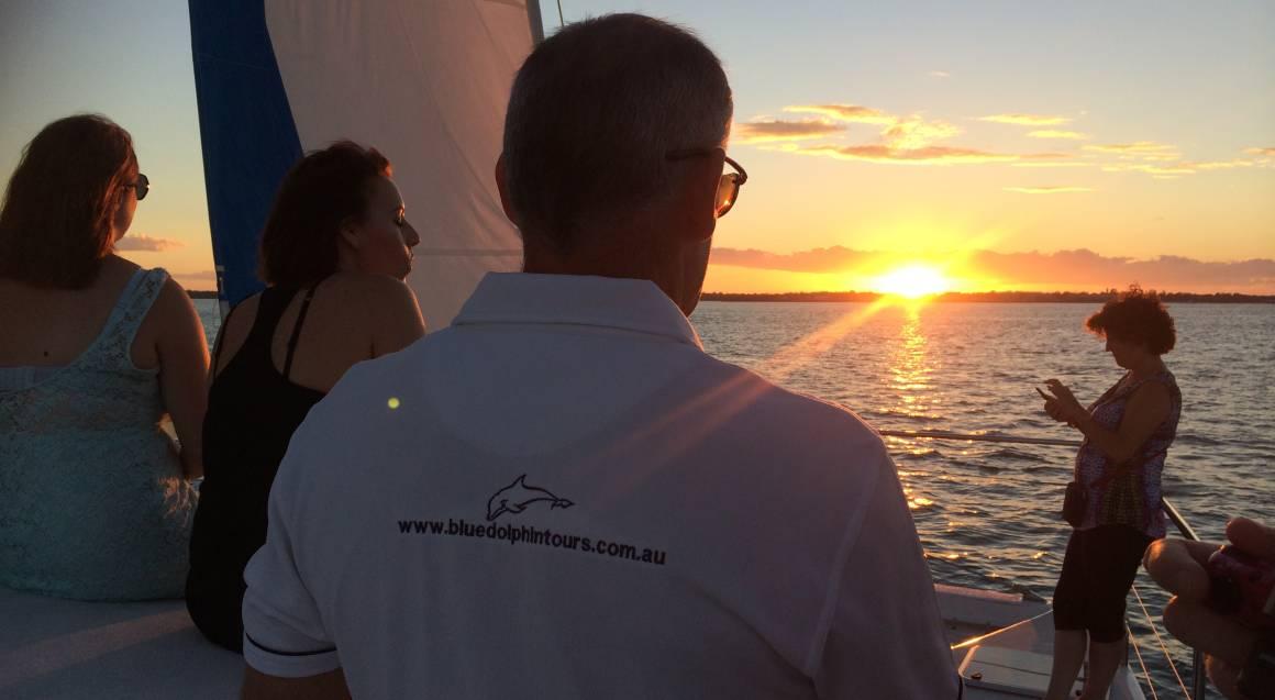 Hervey Bay Sunset Cruise with Open Bar