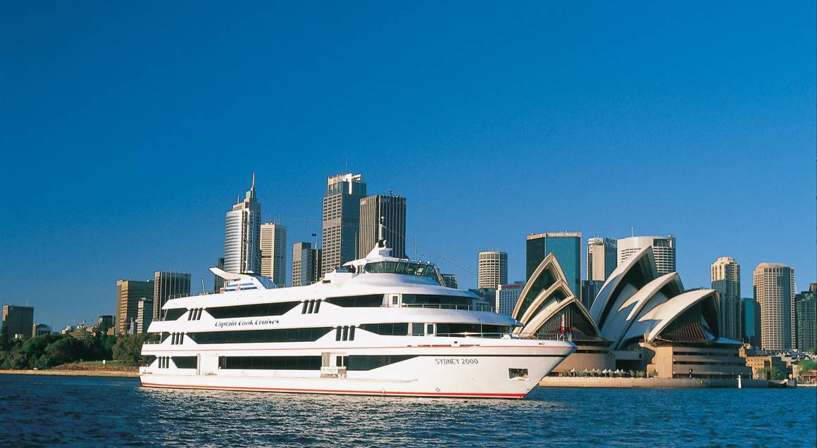 High Tea Cruise on Sydney Harbour - For 2