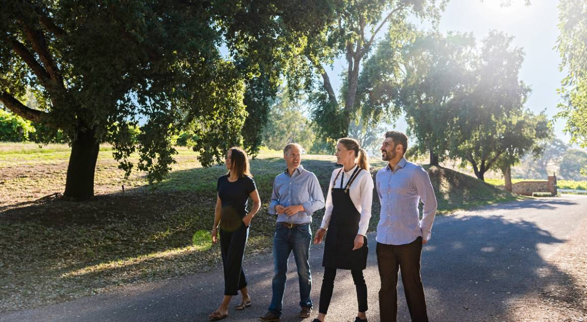 4 Course Degustation with Wine Tour and Tastings - For 2