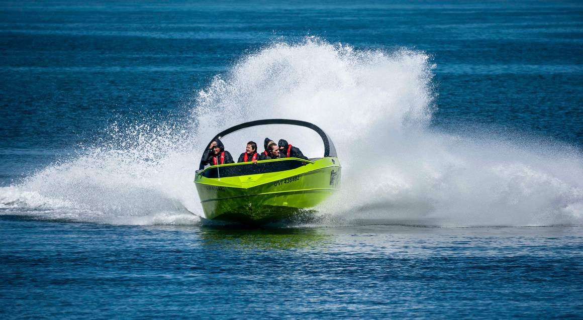 Phillip Island Jet Boat Tour - 35 Minutes