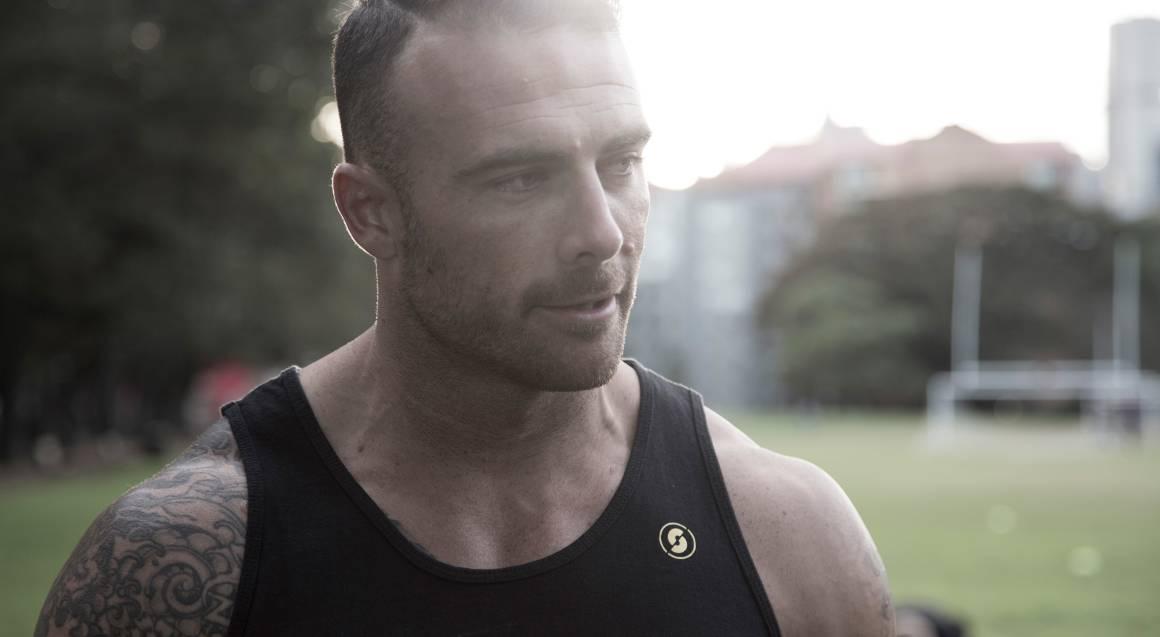 Commando steve personal trainer biggest loser