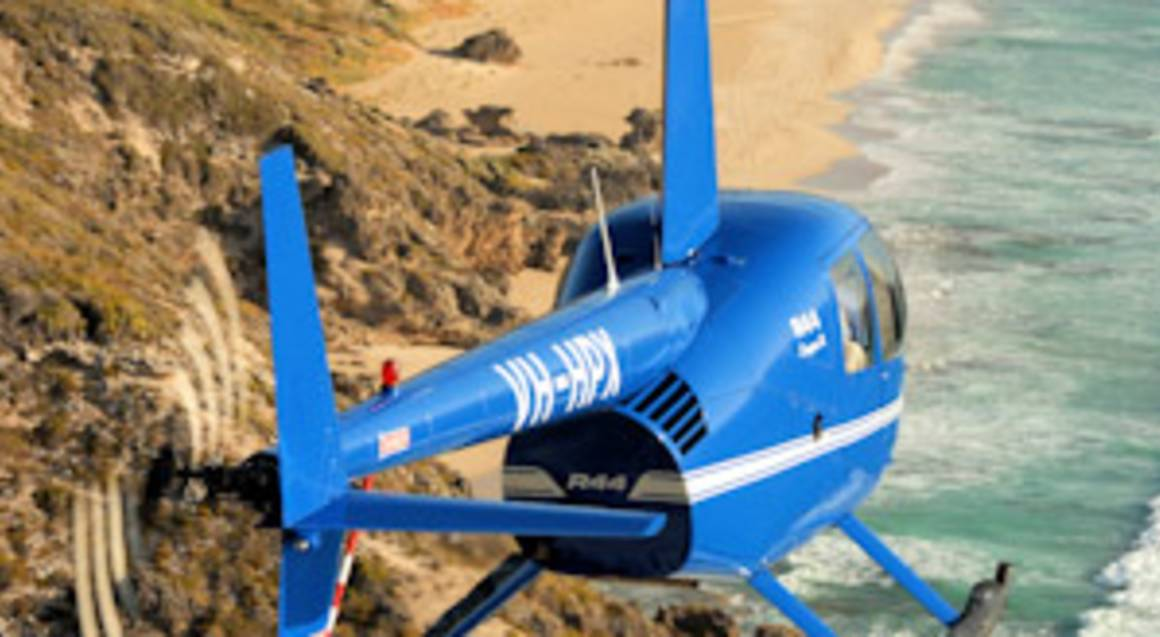 Learn To Fly An R44 Helicopter - 30 Minutes