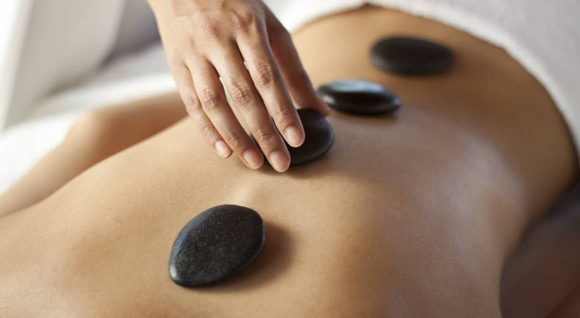 Facial and Hot Stone Massage - 70 Minutes