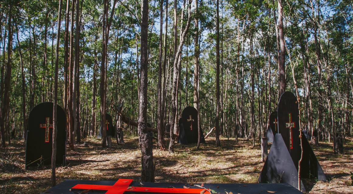Delta Force Paintball appin paintball location