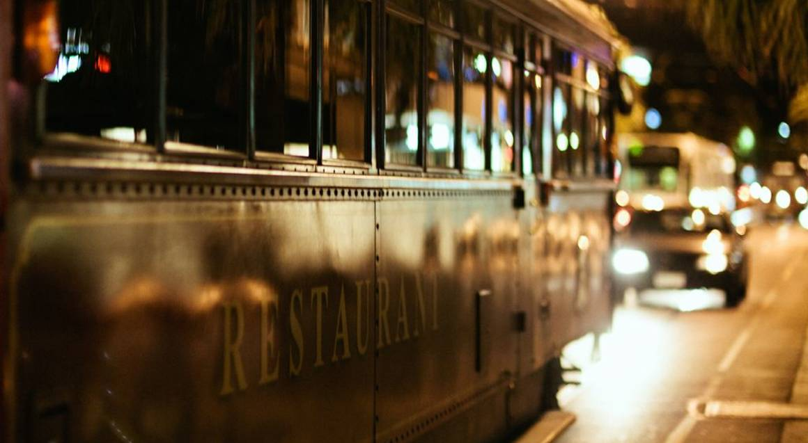 Colonial Tramcar Restaurant - Early Dinner