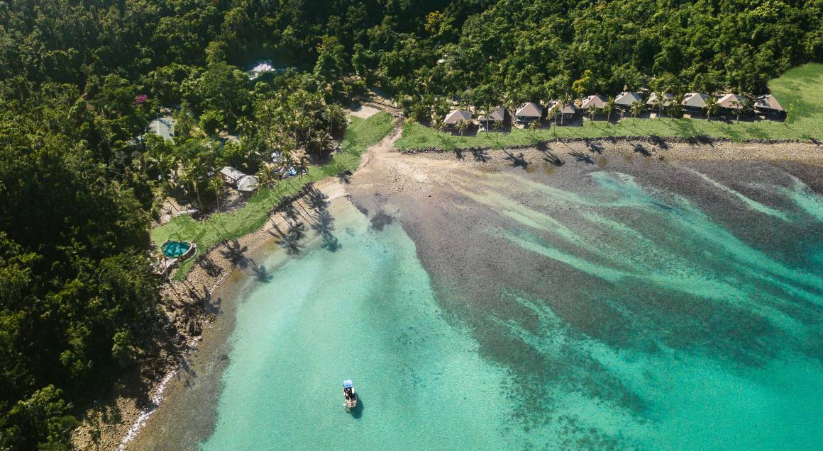 2 Night Island Eco Retreat with Meals and More - For 2