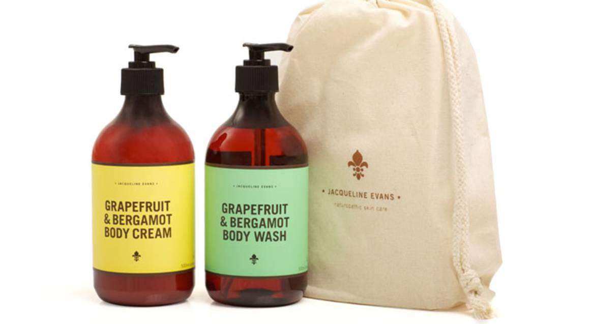 Essentials Body Cream and Wash Gift Pack