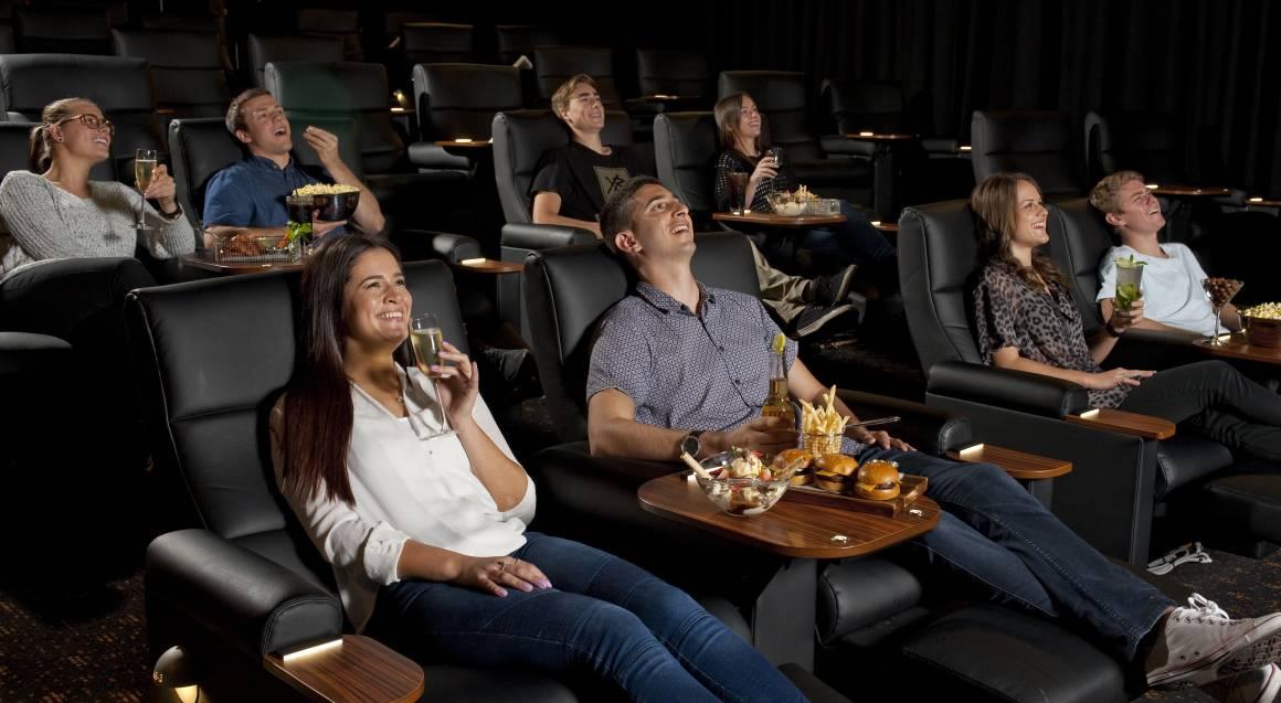 8 x Gold Class Cinema Experiences