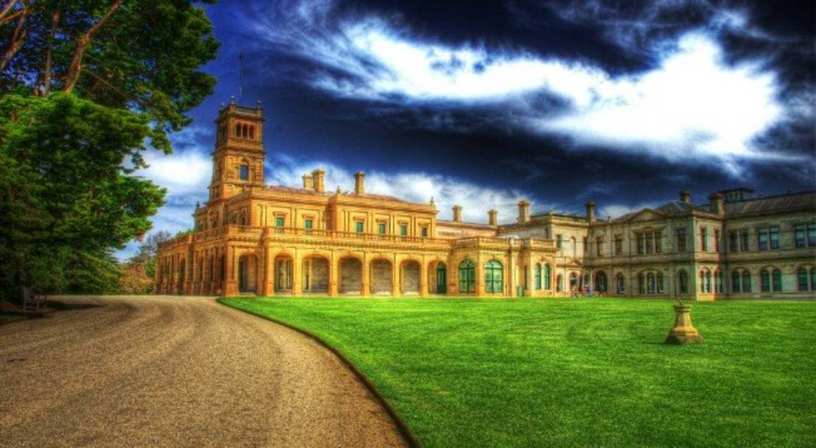 Night Theatre Performance at Werribee Park Mansion