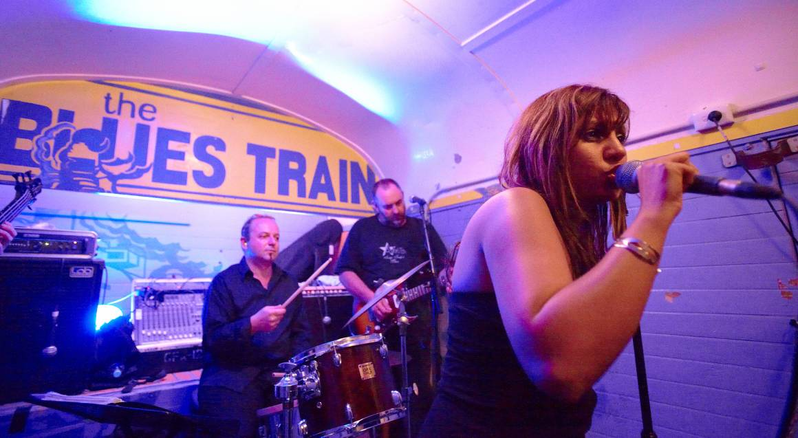 Live Blues Train Experience with Buffet Dinner Stop