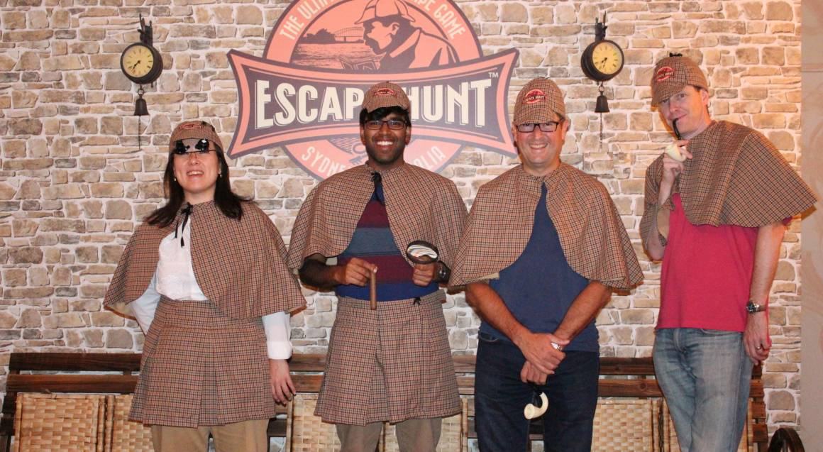 Escape Room Experience - For 4 - Sydney CBD