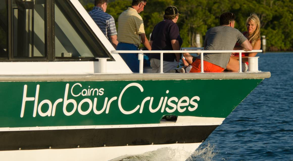 2 Course Waterside Lunch and Scenic Cruise - Family