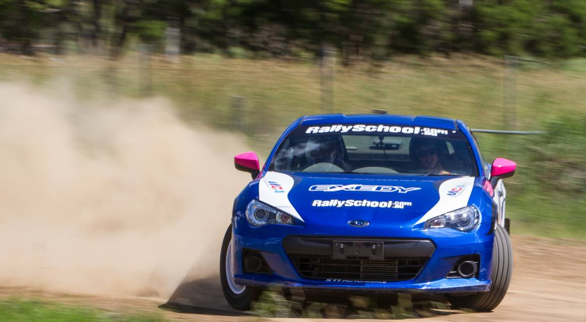 Rally Drive with Hot Lap Experience - 13 Laps - Adelaide