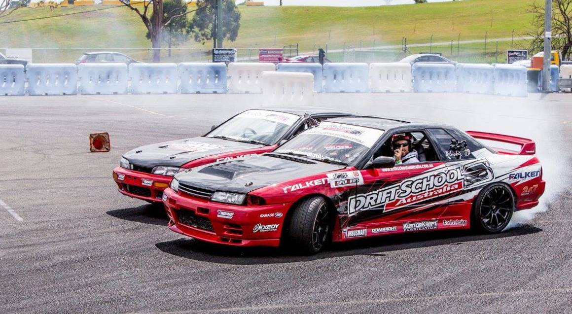 Introduction to Drifting Experience With Hot Lap - Sydney