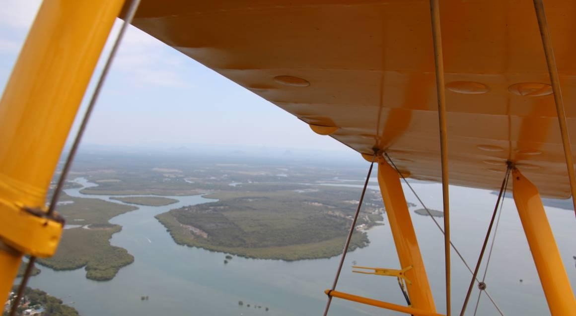 Tiger Moth Joy Flight - 45 Minutes