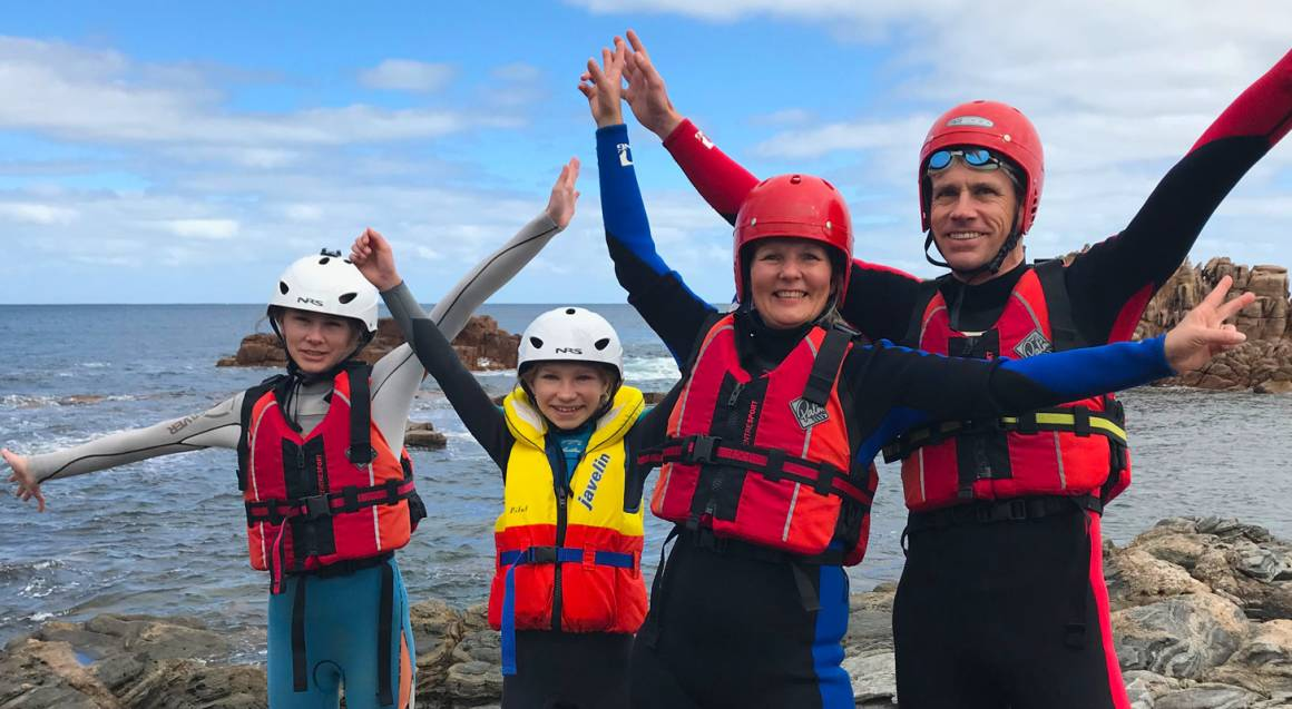 6 Hour Adventure Tour with Coasteering, Snorkelling and More