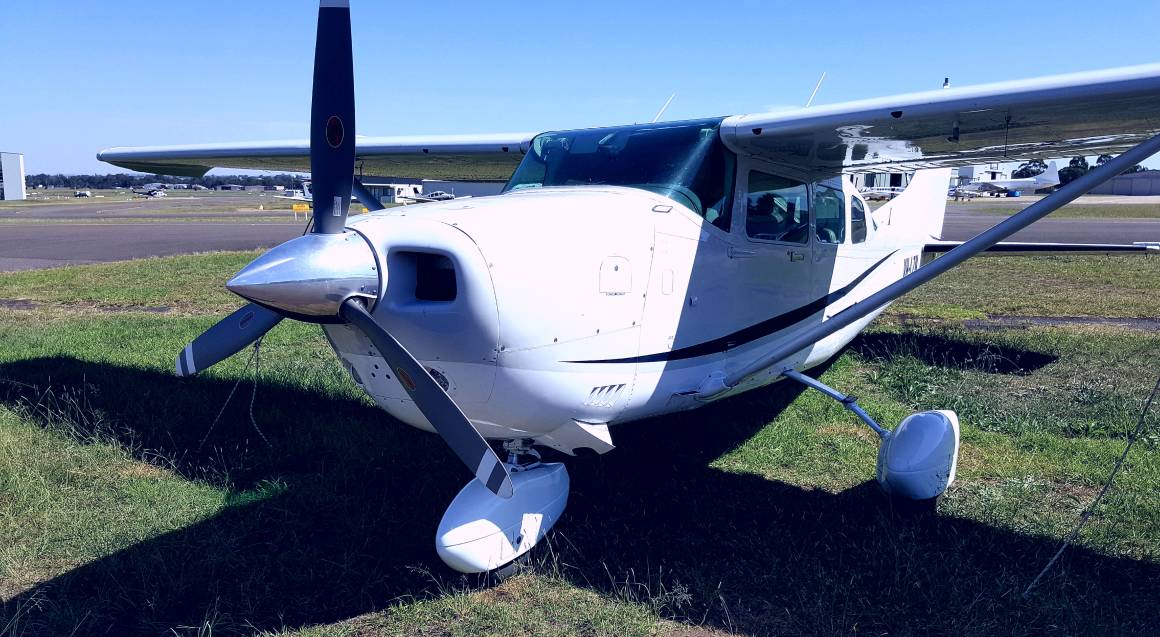 Private Hunter Valley Flight with 3 Course Lunch - For 2