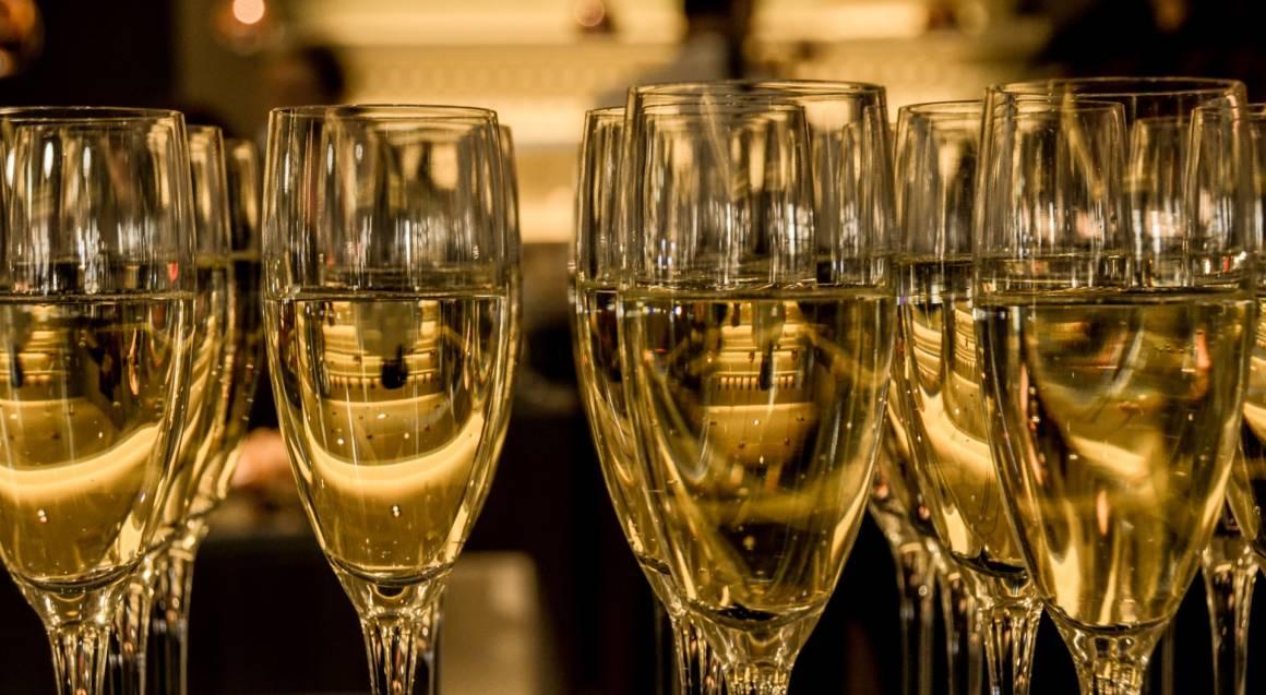 Prestige Champagne Tasting Event – Corporate Experience